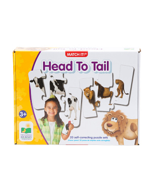 Match It Head To Tail Game