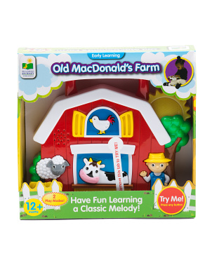 Early Learning Old Macdonalds Farm