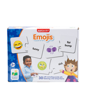 Match It Emojis