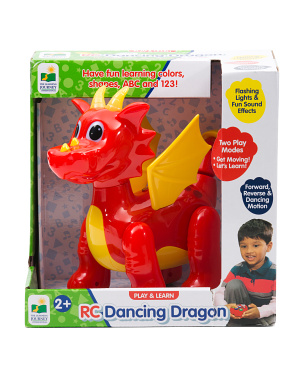 Play & Learn Rc Dancing Dragon