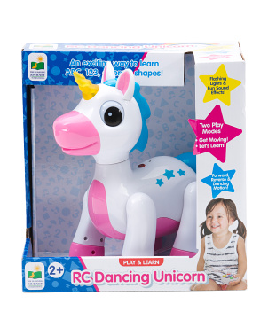 Play & Learn Rc Dancing Unicorn
