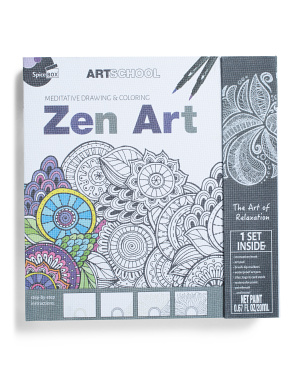 Art School Zen Art Kit