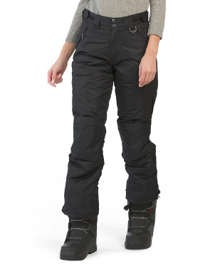 Insulated Ski Pants