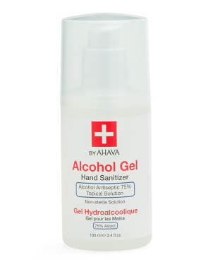3.4oz Hand Sanitizer Gel