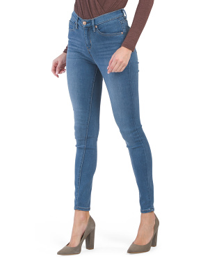 Supersoft High Waisted Skinny Jeans