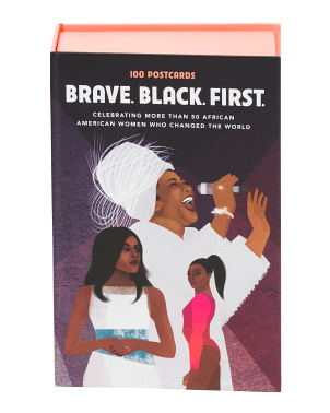 Brave Black First Postcards