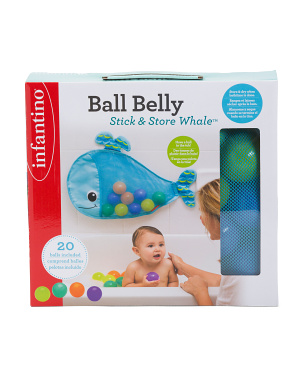 Ball Belly Stick & Store Whale