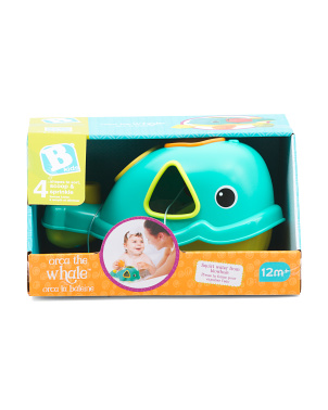 Orca The Whale Bathtub Toy