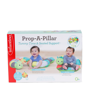 Prop A Pillar Tummy Time & Seated Support