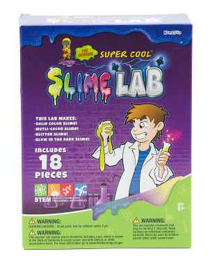Original Super Cool Slime Lab Diy Kit
