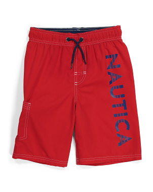 Big Boy Cargo Swim Trunks