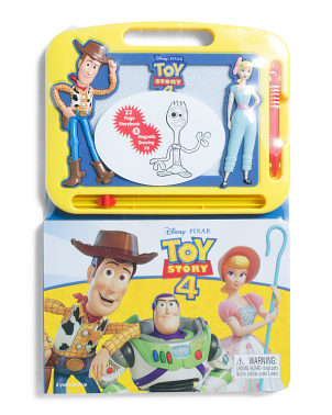 Toy Story 4 Learning Series