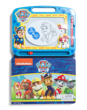 Paw Patrol Learning Series