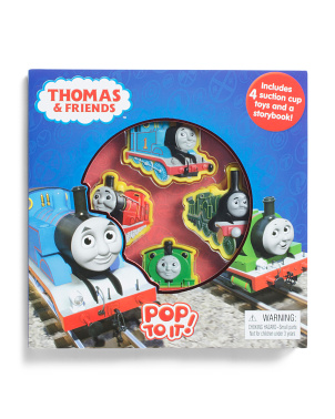 Thomas And Friends Pop To It Set