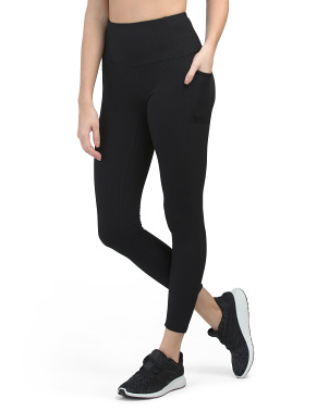 Rib Full Length Leggings