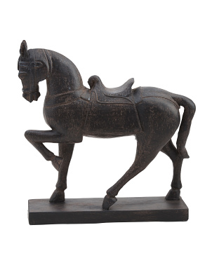 Horse Figurine Decor