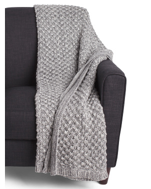 Janan Knit Throw