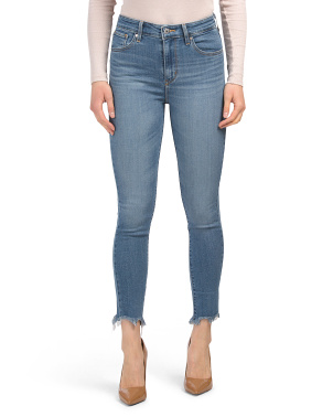 Juniors 721 High Rise Skinny Ankle Jeans