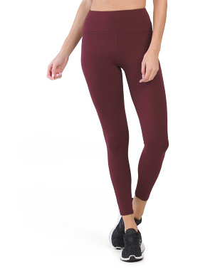 Shelly Rib Insert Leggings