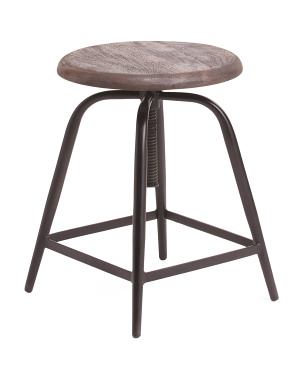 Revolving Counter Stool