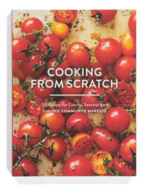 Cooking From Scratch Cookbook