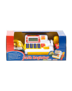 Deluxe Cash Register Playset