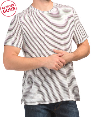 Owen Striped Tee