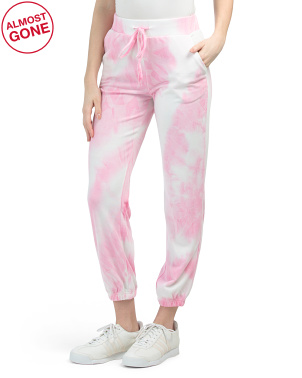 Juniors The Tie Dyed Track Pants