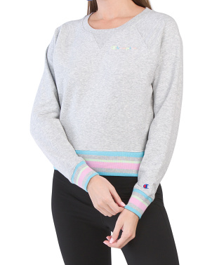 Campus French Terry Sweatshirt