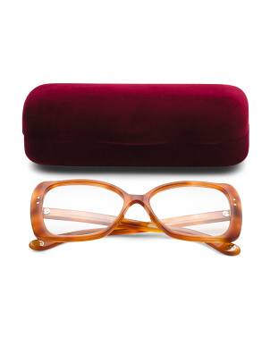 Made In Italy Tortoise Designer Optical Glasses