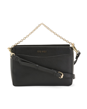 Narcissa Chain Front Crossbody