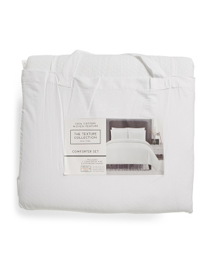 Mini Bubble Comforter Set