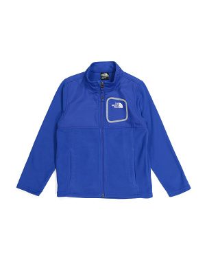 Toddler Boys Glacier Track Jacket