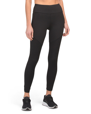 Dayology Mid Rise Pocket Leggings