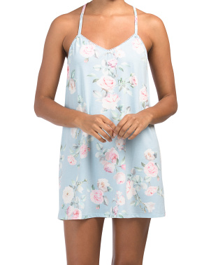 Pia Floral Chemise