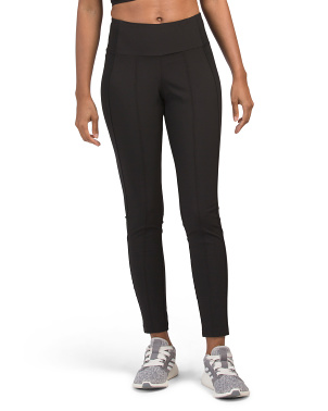 Stretch Woven Leggings