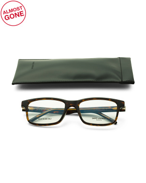 Unisex 55mm Designer Opticals