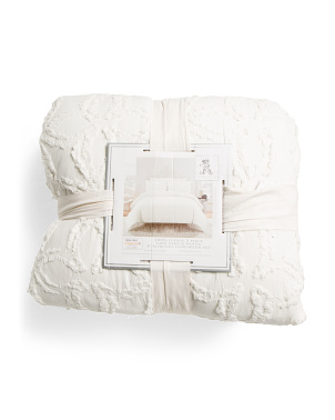 Tori Tufted Comforter Set