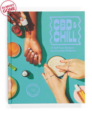 Cbd & Chill Cookbook