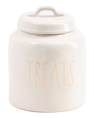 Xl Treats Canister