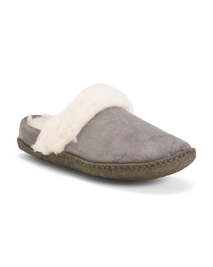 B Grade Cozy Slide Slippers