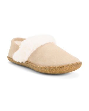 Cozy Suede Slippers