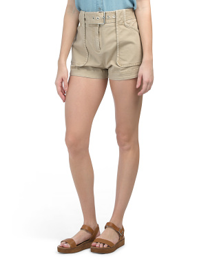 Monterey Belted Shorts