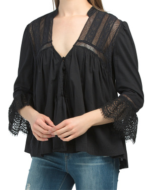 Esme Button Down Top