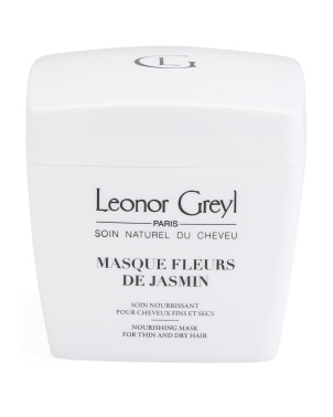 Made In France Fleur De Jasmin Mask
