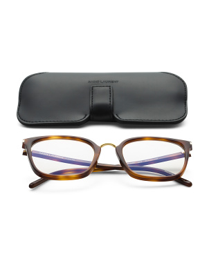 Unisex Made In Italy Designer Optical Glasses
