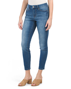 Curvy Fit Solution High Rise Jeans