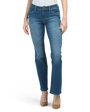 Booty Enhancing Tummy Control Bootcut Jeans