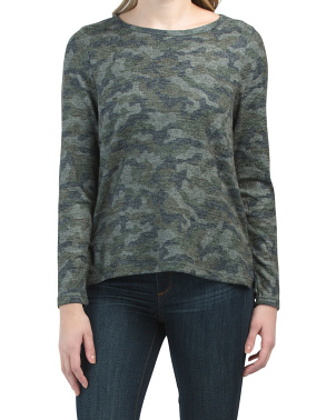 Army Long Sleeve Top