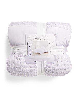 Zola Tufted Comforter Set